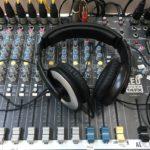 Producers' headphones